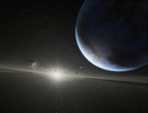 Exoplaneta da classe Netuno