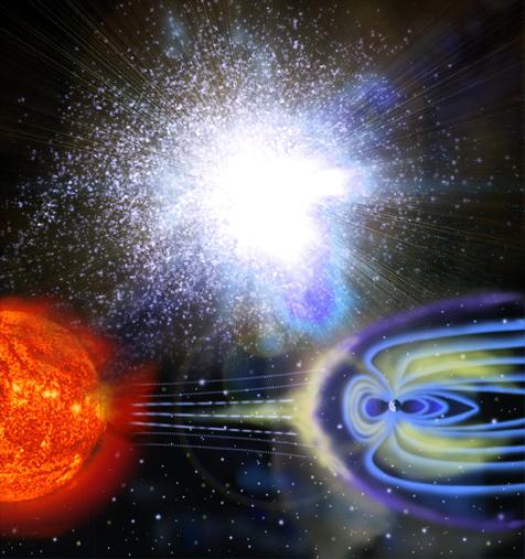 78a1230b Não haverá inversão dos polos magnéticos da Terra | O Universo ...