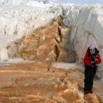 Antigo ecossistema antártico pode ser similar a ambientes com vida em outros mundos