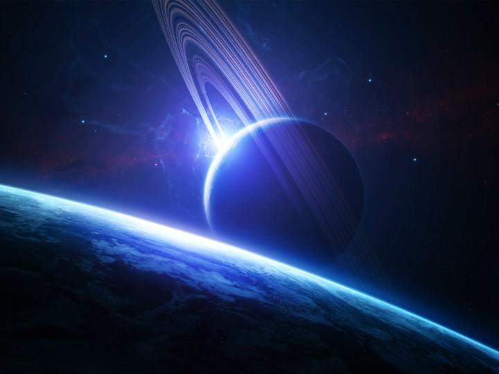 Exolua massiva, de tamanho similar ao da Terra, orbitando um exoplaneta gigante gasoso