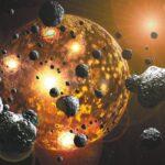 Veio a atmosfera terrestre do espaço exterior?