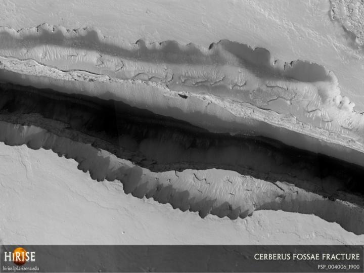 HiRise Cerberus Fossae Fracture PSP_004006_1900