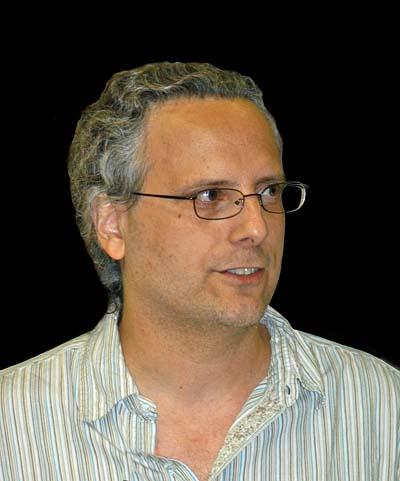 Karl Gebhardt é professor no Departmento de Astronomia da Universidade do Texas em Austin. Crédito da foto: McDonald Obs./UT-Austin
