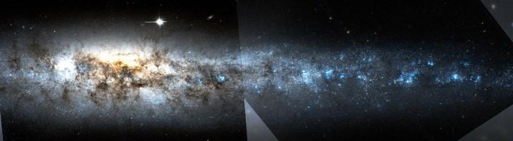 NGC 4661: este espetacular mosaico foi obtido pelo telescópio espacial Hubble.