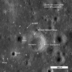 A sonda robótica lunar LRO revela fotos com detalhes inéditos da missão Apollo 12 na Lua