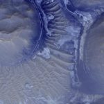 HiRISE apresenta Noctis Labyrinthus em Marte