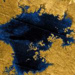 Como Titã conseguiu sua atmosfera rica em Metano?