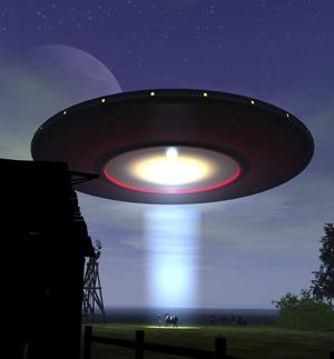 Abdução por alienígenas?