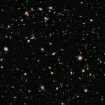 Visão de campo ultra profundo do Hubble revela as primeiras galáxias do Universo