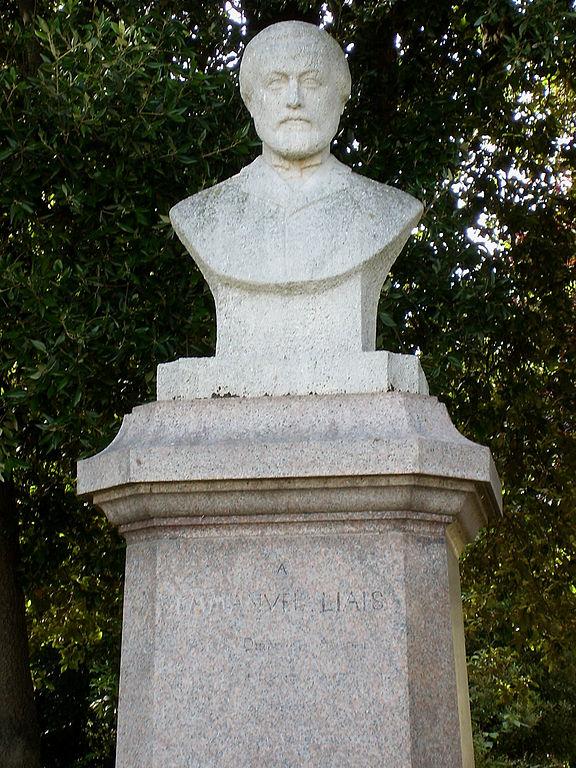 Escultura: Emmanuel Liais, Parc Liais, Cherbourg-Octeville
