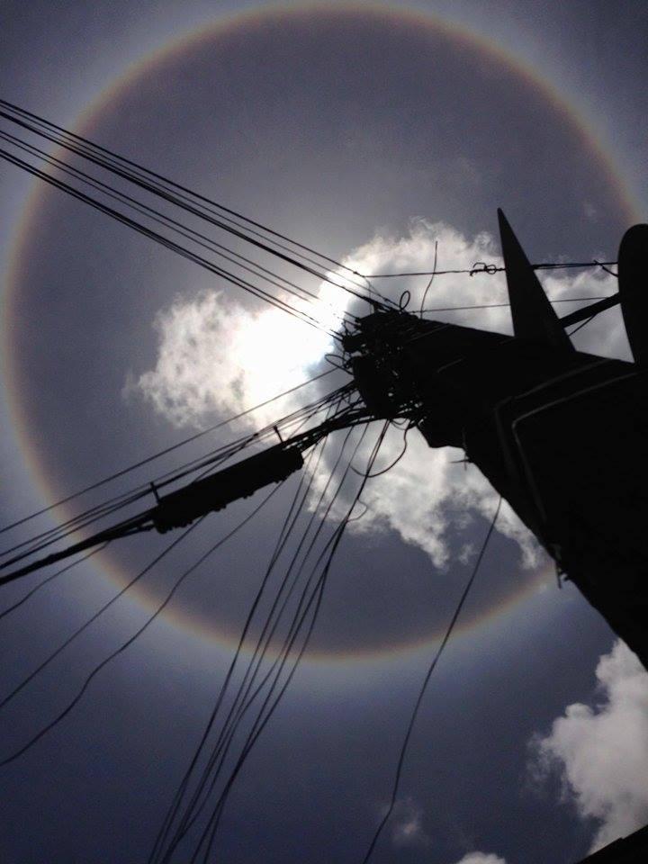 Halo Solar Recife Edna Cruz 17 fev 2016 - 1