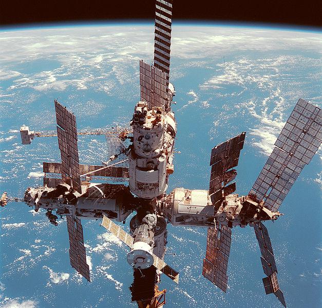 Estação Espacial MIR