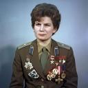Valentina Vladimirovna Tereshkova (russo: Валентина Владимировна Терешкова, transliteração: Valentina Vladimirovna Tereškova) (Maslennikovo, 6 de março de 1937) foi a primeira cosmonauta da história e a primeira mulher a ir ao espaço, em junho de 1963.