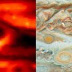 VLT do ESO revela as condições meteorológicas da Grande Mancha Vermelha de Júpiter