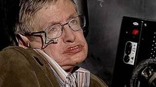 """Stephen Hawking no TED, disse: """"Por toda a minha vida eu tenho procurado entender o Universo e achar respostas para essas perguntas. Eu tive muita sorte de que a minha incapacitação não tem sido um obstáculo muito sério; na verdade, talvez ela tenha me dado mais tempo que a maioria das pessoas para seguir em busca de conhecimento."""""""