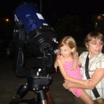 17 de maio de 2005 – Cinco anos do Observatório Astronômico da UFSC