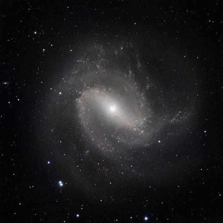 eso1020a - galáxia espiral Messier 83