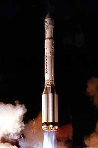 A versão militar do Proton K DM2 podia aniquilar um continente