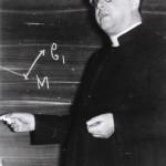 20 de junho de 1966 – Padre Lemaitre, o inventor do Big-Bang