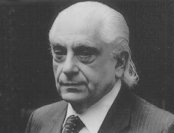 Prof. Mário Schenberg