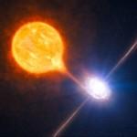 ESO e NASA revelam o mais poderoso microquasar já observado