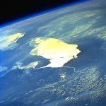 A busca pelos reflexos de sóis em oceanos muito, muito distantes