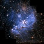 NGC 346: Berçário estelar na Pequena Nuvem de Magalhães espelha o Cosmos primordial