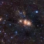 ESO: Os segredos do Unicórnio foram revelados pelo observatório VISTA