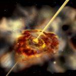Quando nasceram e evoluíram os primeiros buracos negros supermassivos no Universo?
