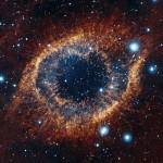 ESO: Telescópio VISTA revela detalhes inéditos da nebulosa da Hélice (Helix) no infravermelho