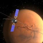 ESA: a sonda Mars Express vai dar um rasante passando a 50 km de Fobos lua de Marte