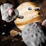 """Discussões sobre o Sistema Solar: a diversidade dos asteroides aponta para um """"Sistema Solar Globo de Neve"""""""
