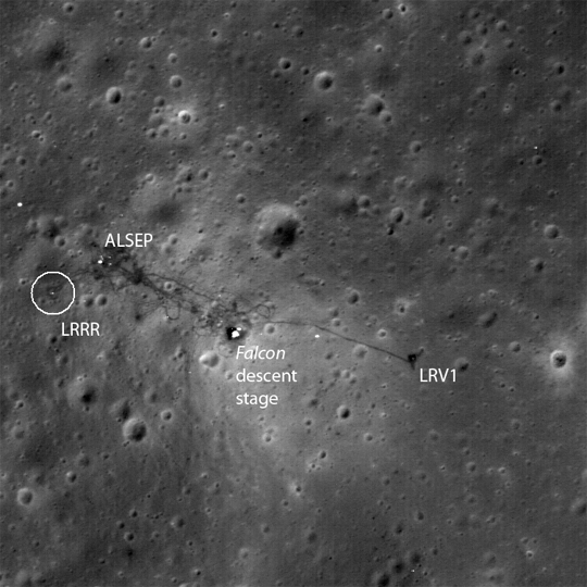 http://www.nasa.gov/mission_pages/LRO/multimedia/lroimages/lroc-20100413-apollo15-LRRR.html#.U1KJ8PldV8E