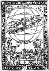 Georg von Peuerbach: Theoricarum novarum planetarum testus, Paris 1515