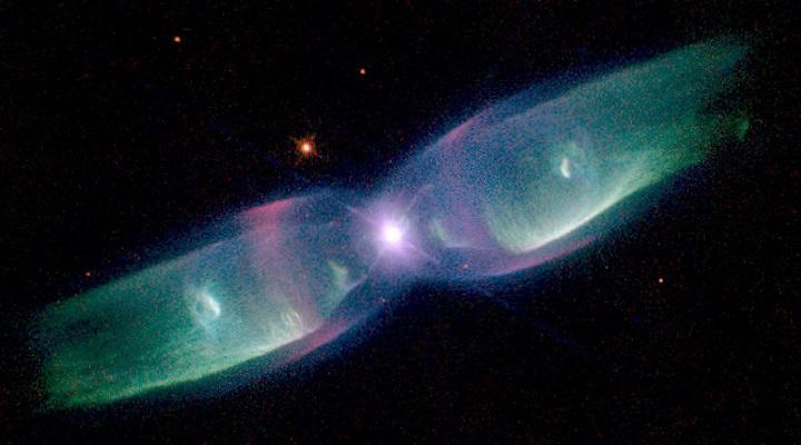 Nebulosa planetária Minkowski 2-9 (M2-9)