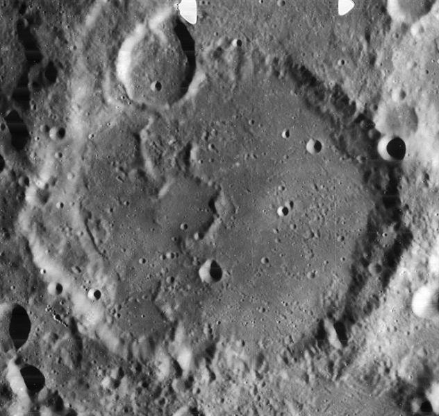 Cratera lunar Purbach