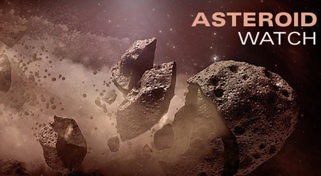 "Vigília de Asteróides (""Asteroid Watch"")"