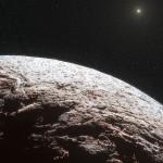 Cientistas do ESO revelaram que o planeta anão Makemake não tem atmosfera
