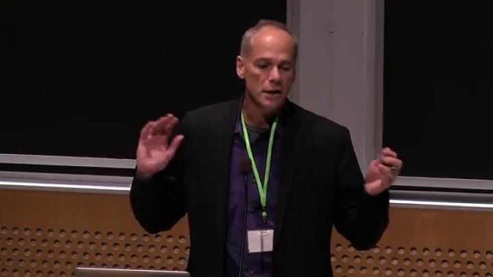 Marcelo Gleiser is a theoretical physicist specialized in cosmology, nonlinear physics, and astrobiology. He has been at Dartmouth College since 1991. His undergraduate degree was from the Catholic University of Rio de Janeiro (1981), followed by a Masters from the Federal University of Rio de Janeiro (1982), and a Ph.D. from King's College London (1986). He was a postdoctoral fellow at Fermilab (1986-1988) and at the Institute for Theoretical Physics at the University of California, Santa Barbara (1988-1991). He is a Fellow of the American Physical Society and a recipient of the Presidential Faculty Fellows Award from the White House and NSF. Marcelo is also very active in the public understanding of science, having authored three books and dozens of essays in magazines and newspapers around the world. He is also the co-founder of and regular contributor to a blog on science and culture hosted by National Public Radio, 13.7.
