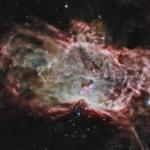 Chandra mostra que as teorias de formação estelar em aglomerados podem estar erradas