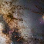 Estrelas da borda da Via Láctea mostram que nossa galáxia é mais larga e deformada do que pensávamos