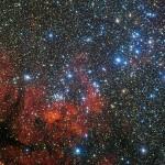 ESO revela os segredos do aglomerado estelar NGC 3590 em Carina