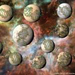 100 milhões de exoplanetas na galáxia podem ser adequados para organismos complexos?