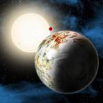 CfA apresenta a Mega-Terra Kepler-10c, um mundo rochoso gigante e inédito