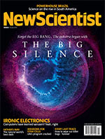 New Scientist Capa
