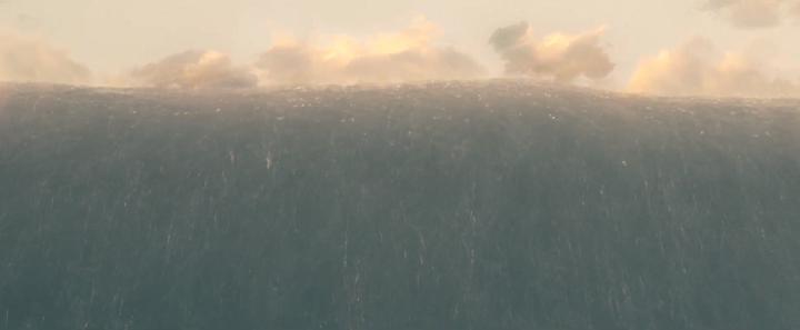 Mega Tsunami no mundo de Miller