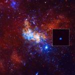 Astrônomos explicam massiva explosão de raios X gerada pelo buraco negro central da Via Láctea observada pelo Chandra