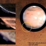 Cientistas tentam entender o que causou plumas marcianas