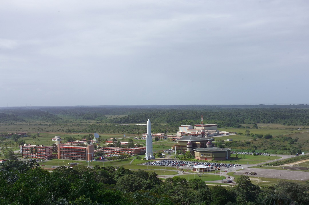 http://www.esa.int/spaceinimages/Images/2008/11/Europe_s_Spaceport_the_Guiana_Space_Centre_Kourou