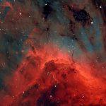 Larry Van Vleet revela detalhes dos pilares e jatos na Nebulosa do Pelicano
